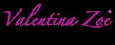 Naming Valentina Zoe