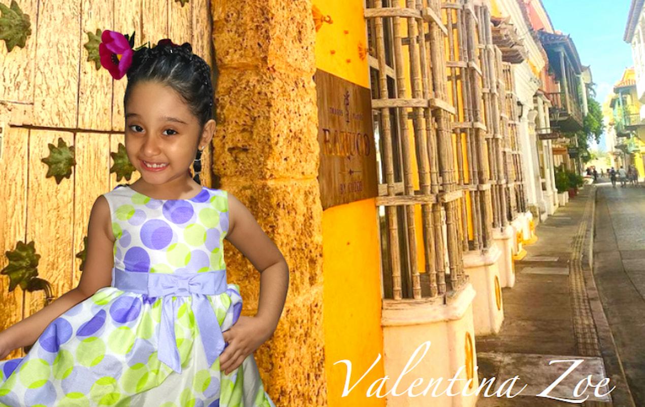 1 Valentina Zoe Colombia