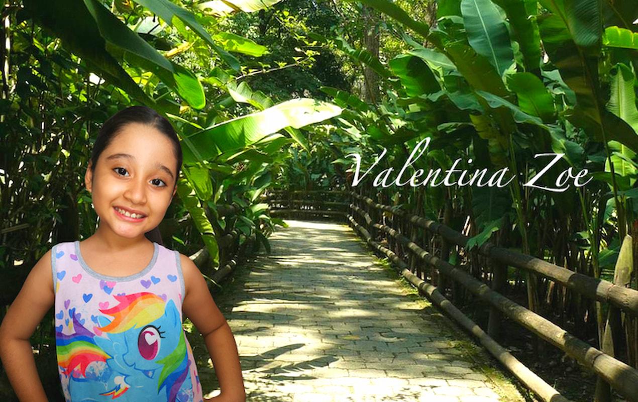 4 Valentina Zoe Colombia