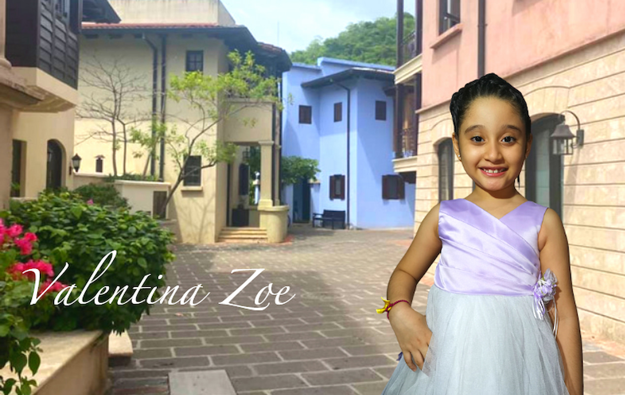 5 Valentina Zoe Costa Rica