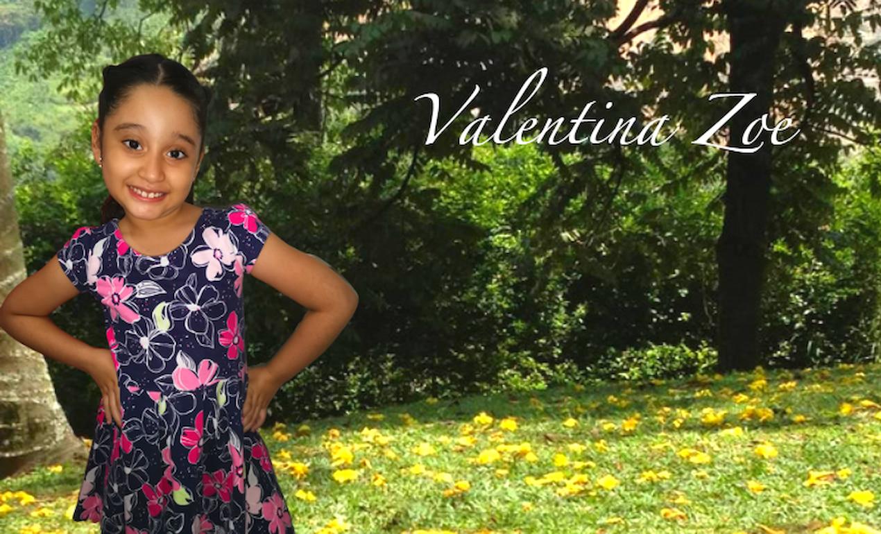 6 Valentina Zoe Colombia
