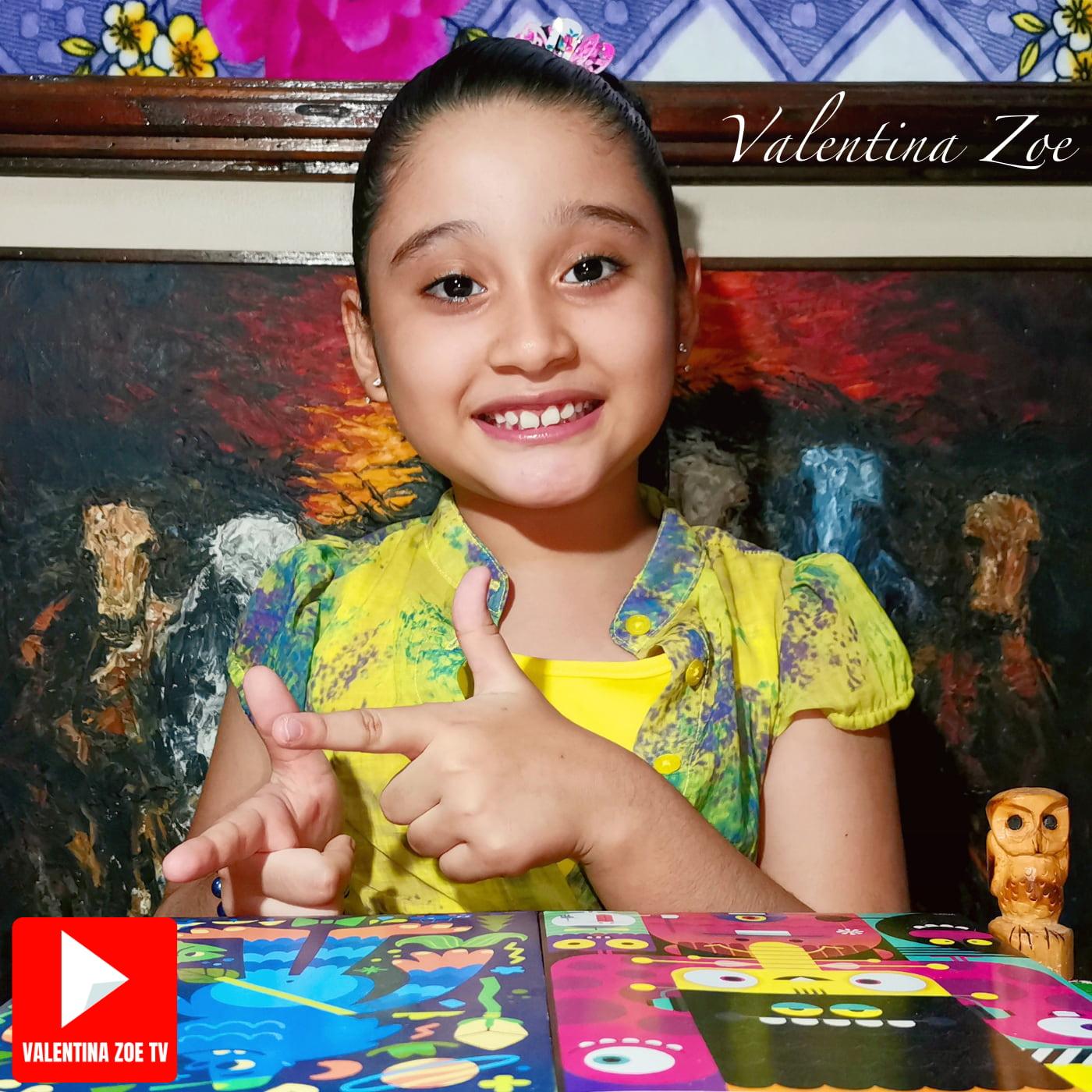 Valentina Zoe Tv Los Pericos Pasan - La Tórtola Alfredo Espino