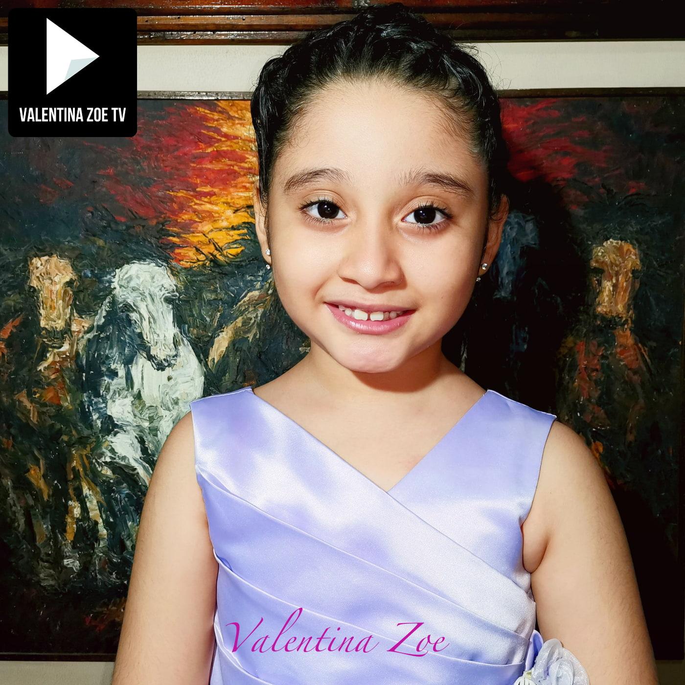 Valentina Zoe Tv Los Ojos de Los Bueyes Alfredo Espino