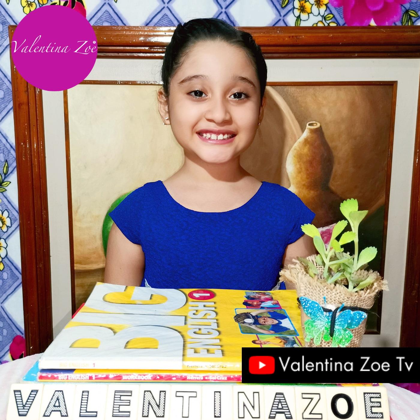 Valentina Zoe Tv Cómo Tú Roque Dalton
