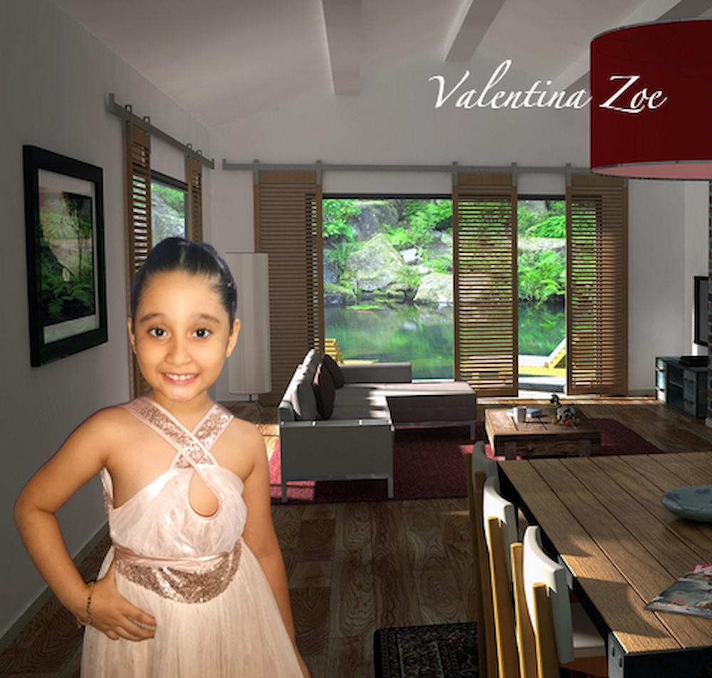 Valentina Zoe Tv Cocina