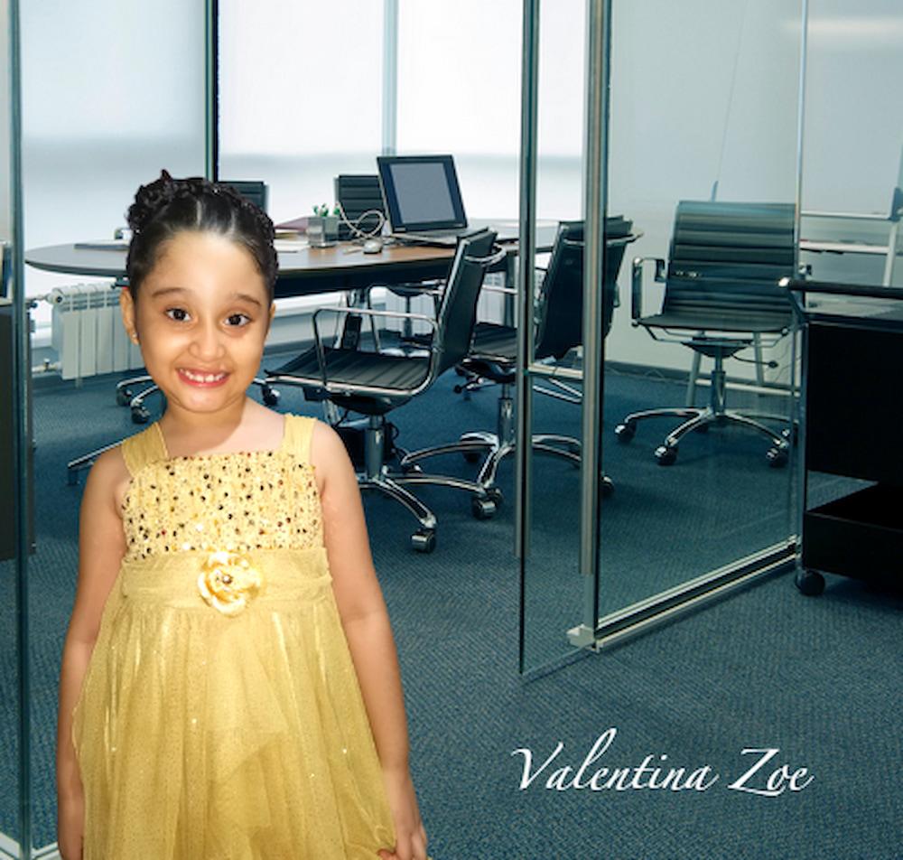 Valentina Zoe Tv Oficina