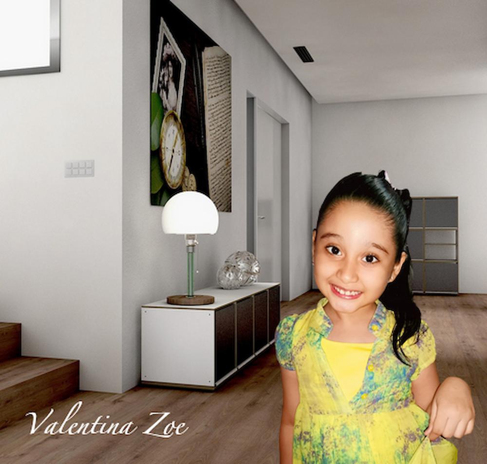 Valentina Zoe Tv Sala