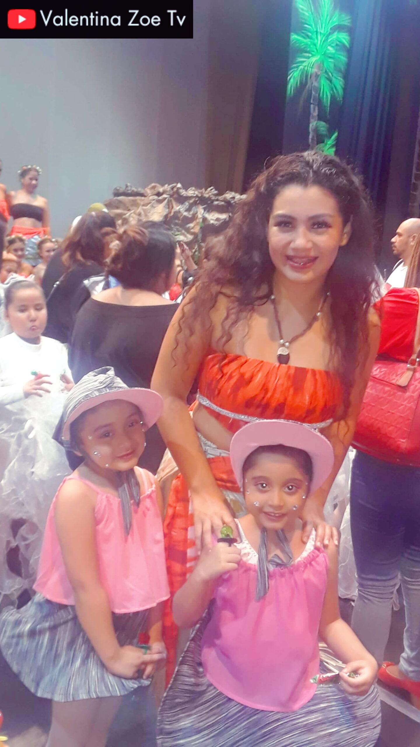 Moana Valentina Zoe Tv Teatro Presidente 3