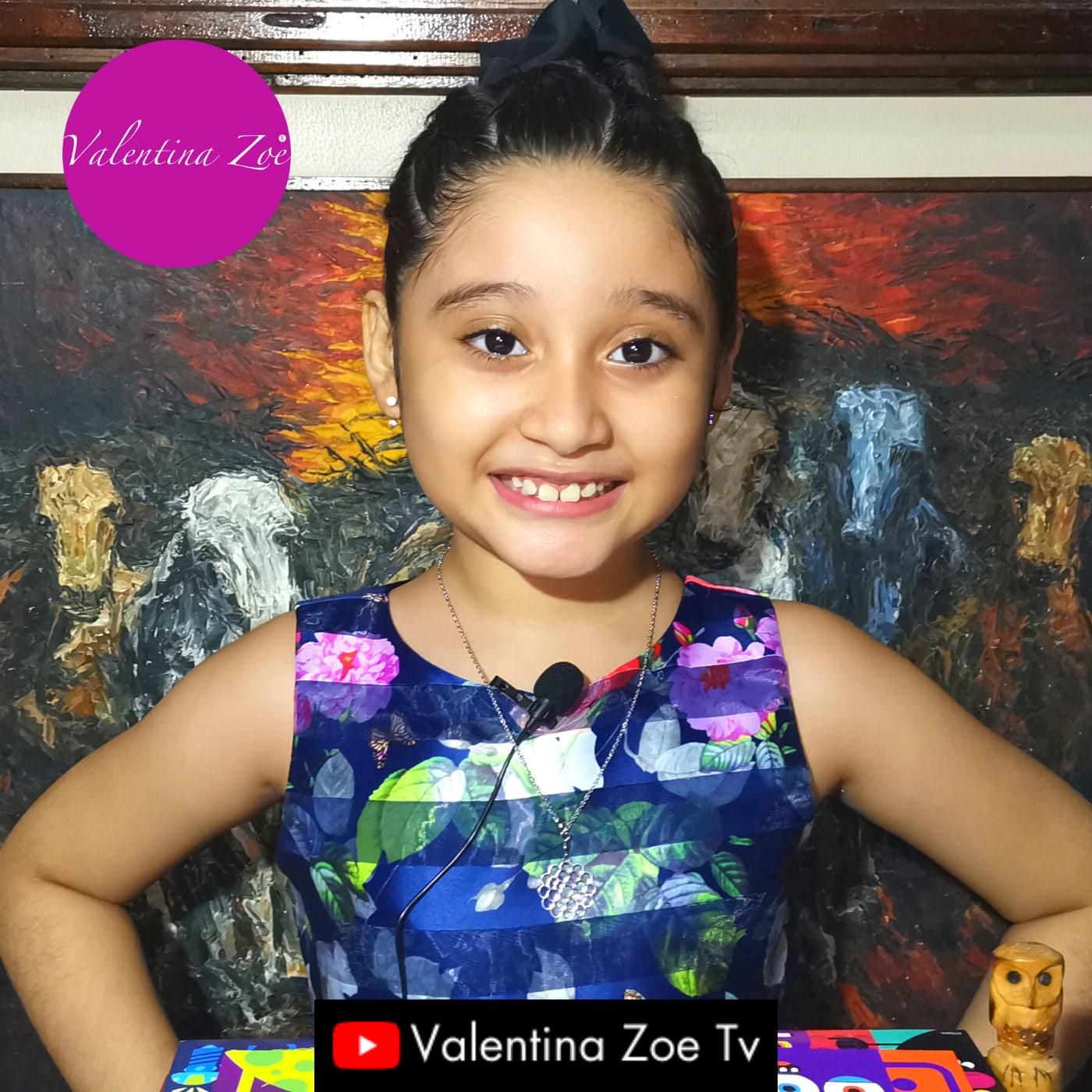 Valentina Zoe Tv El Dulce Anhelo Alfredo Espino