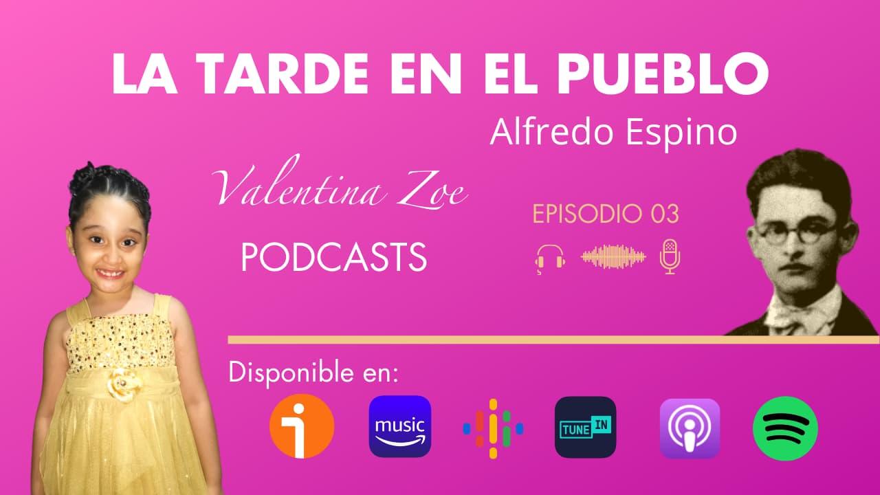 En este momento estás viendo La Tarde en El Pueblo | Poesía Poética Mundial