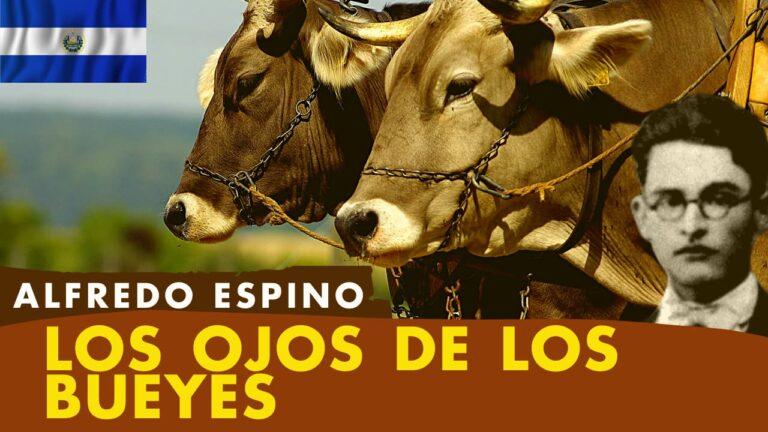 Lee más sobre el artículo Los Ojos de los Bueyes Alfredo Espino